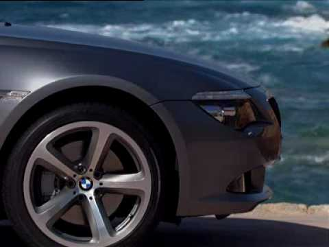 New 2008 BMW 635d Coupe promotional video - YouTube