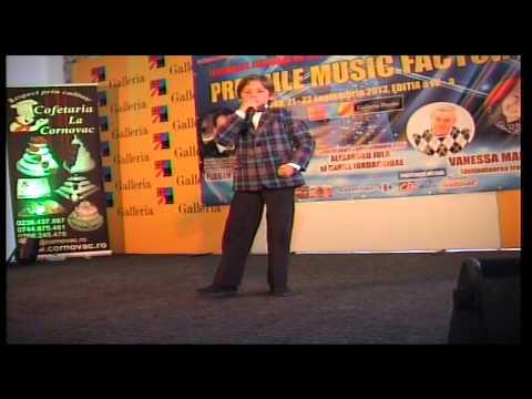 David Petru Popa - Intr-o zi(Premiile Music Factory - Buzau 2013)