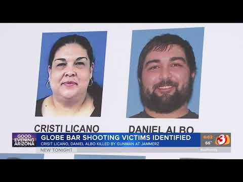 VIDEO: Police identify victims in deadly bar shooting in Glo
