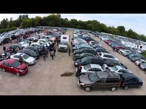 Stark Auto Sales - AUTO AUCTION EXPANDING   News Segment