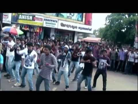 Pathanamthitta Flash Mob. The very first one!