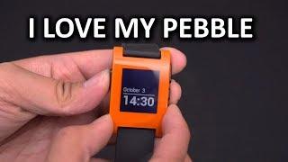 Pebble Smartwatch Unboxing & Review