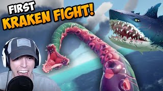 🐙 The KRAKEN & MEGALODON want my REAPER'S CHEST 😨 - Sea of Thieves Stream Highlight | ChimneySwift11