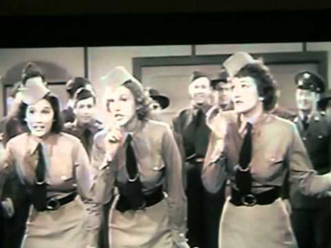 Andrews Sisters   Boogie Woogie Bugle Boy