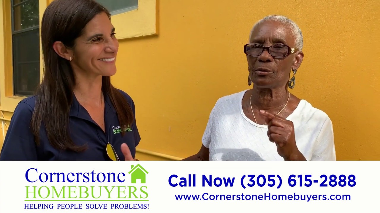Cornerstone Homebuyers Review - Inherited House Miami - Sell My House Fast - Avoid Foreclosure Miami