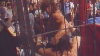 World Tag Team Title Penalty Box Match: WCCW, Nov. 14, 1987 (WWE Network Exclusive)