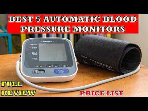 best-5-blood-pressure-monitors---review-||-automatic-digital-bp-monitors
