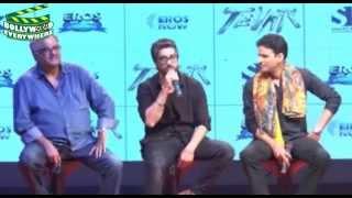 TEVAR Official Trailer Launch   Sonakshi Sinha Arjun Kapoor
