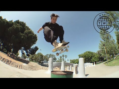 World View: Los Angeles Part 2 | Street Skating With an International Cast