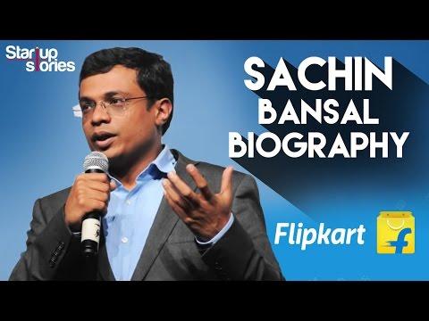FLIPKART Founders Biography | Sachin Bansal & Binny Bansal Success Story | Startup Stories
