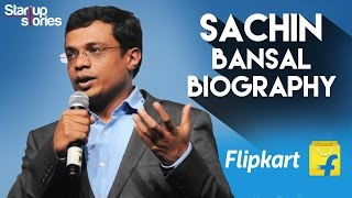 FLIPKART Founders Biography | Sachin Bansal & Binny Bansal Success Story | Startup Stories