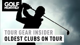 #2 Oldest Clubs On Tour I Tour Gear Insider I Golf Monthly