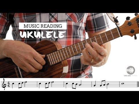 Ukulele Music Reading Course For Beginners