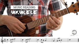 Ukulele Music Reading Course For Beginners