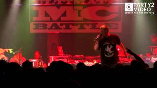1/4 Finale | TILT vs. DICKTATOR | The Ultimate MC Battle | Battle 2 | by PARTY2VIDEO | 2013