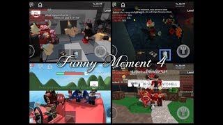 Roblox Mm2 Gangs - Funny Moments 4