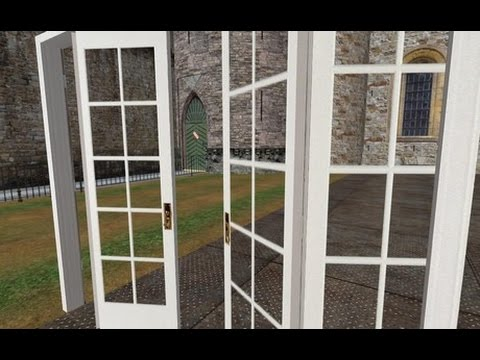Bifold Exterior French Doors Youtube