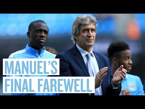 PELLEGRINI THANKS CITY FANS | Manchester City 2-2 Arsenal