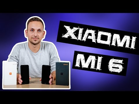 Xiaomi Mi 6 Unboxing, Review, Hands On [Greek] Είναι Flagship?