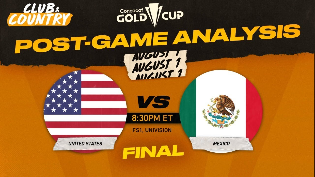 Download USMNT vs. Mexico: 2021 Gold Cup Final | Highlights & Reactions