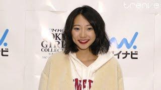 マイナビ presents 第25回 東京ガールズコレクション 2017 AUTUMN/WINTE...
