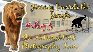Gir National Park-Pride of India Asiatic LIon Wildlife Photography Tour March'20 Travel Video vlog#3