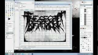 Creating A Deathcore Logo