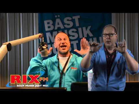 Fredagslåten (Teckenspråksgestaltad) - Markoolio och RIX MorronZoo