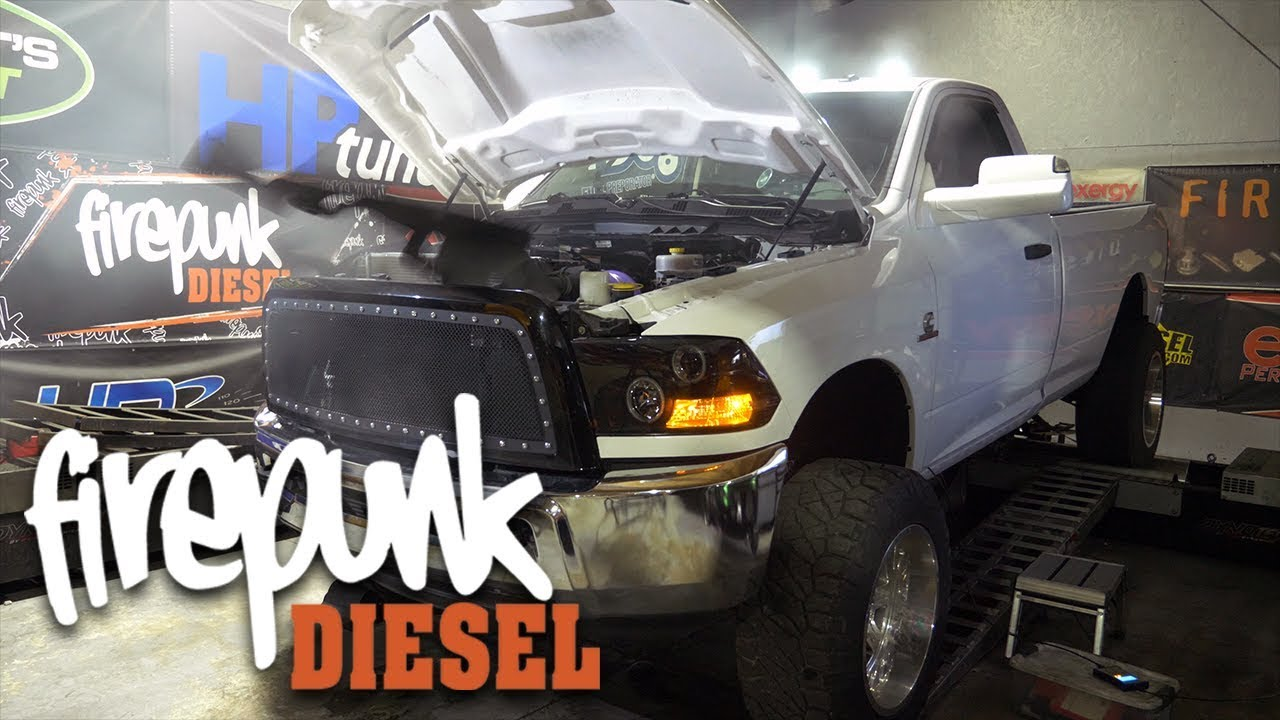 EXPLODING INTERCOOLER BOOTS - 700HP 68RFE 6 7L and 2013 800HP+ G56 BUILD