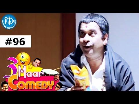 COMEDY THEENMAAR - Telugu Best Comedy Scenes - Episode 96