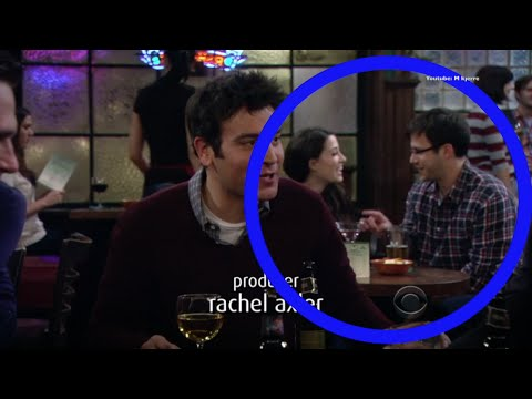 Secret How i met your mother  HIMYM S09E12 Canadian jokes