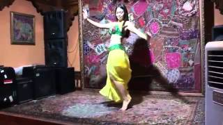 Gracey Aleki  Harem Belly Dance Darbuka