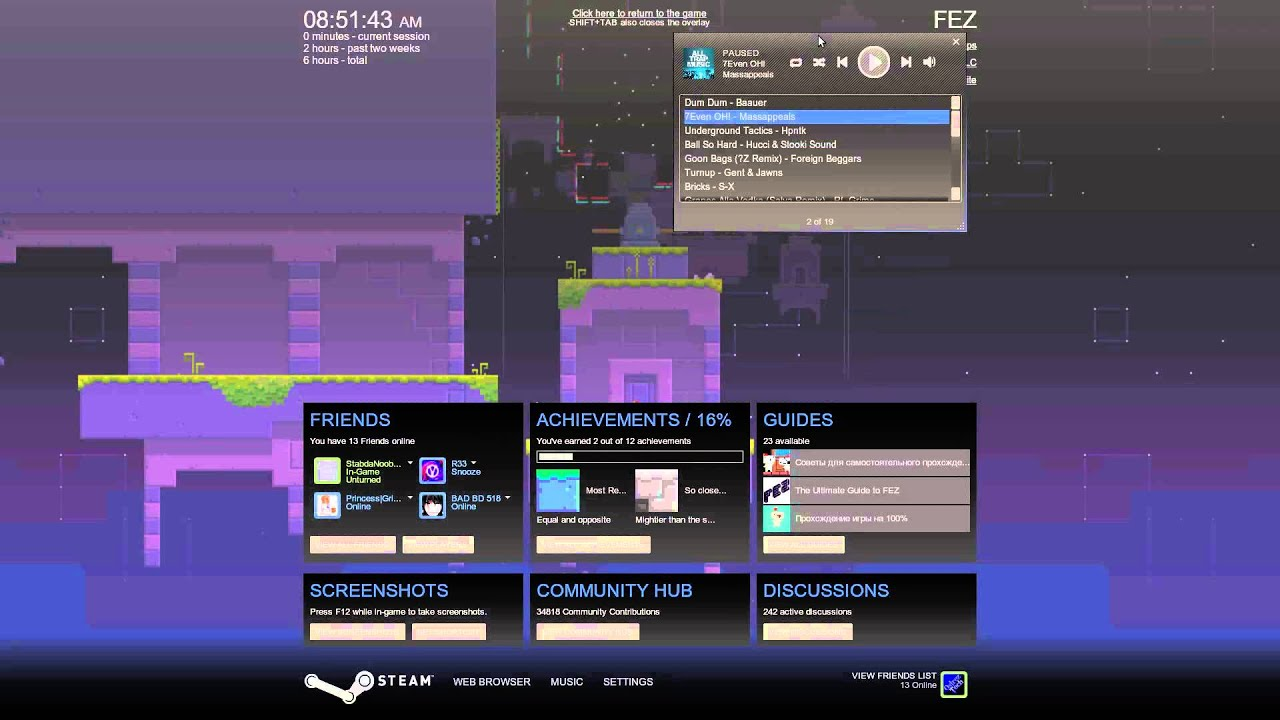 Introducing the steam music player youtube introducing the steam music player ccuart Gallery