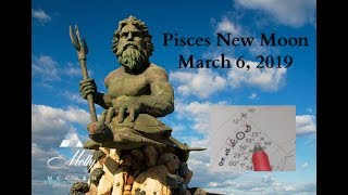 March 6 Pisces New Moon ~ Opening Up To Higher Self Perspectives