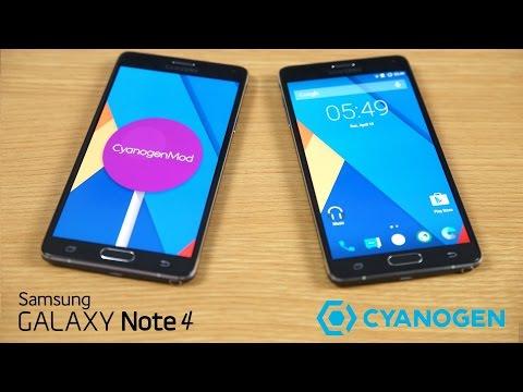 Galaxy Note 4 - CyanogenMod 12.1 How to Install!