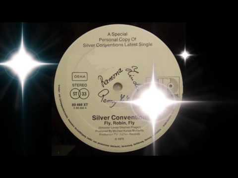 Silver Convention - Fly, Robin Fly (Jupiter Records 1975)