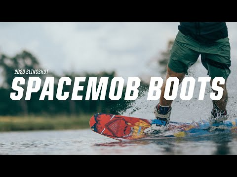 2020 SLINGSHOT WAKE - SPACE MOB BOOTS