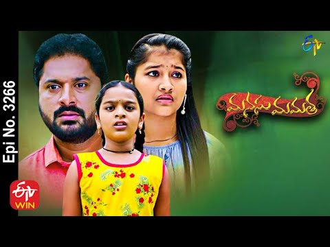 Download Manasu Mamata | 2nd October 2021 | Full Episode No 3266 | ETV Telugu