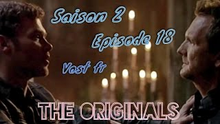 Klaus finally kills Mikael - The Originals 2x18 (VOSTFR)