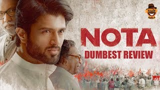 NOTA Movie Review | Dumbest Review | Vijay Devarakonda | Smile Settai