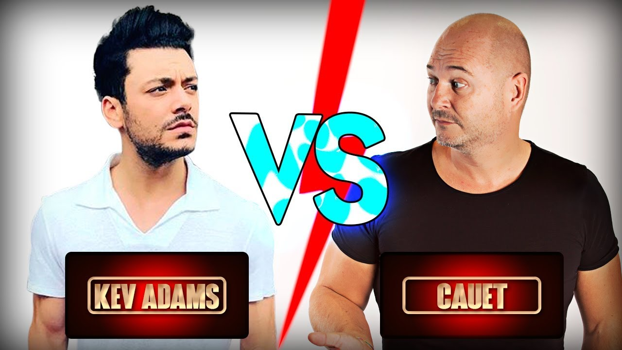 CLASH ENTRE KEV ADAMS ET CAUET EN DIRECT