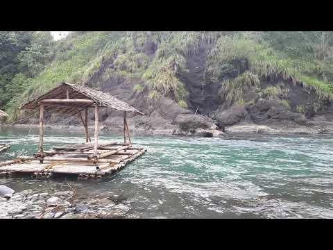 0 - Bugtong Bato Falls in Tibiao, Antique - Wasserfälle, wilde Flüsse, heiße Bäder!