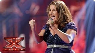 Sam Bailey sings My Heart Will Go On by Celine Dion - Live Week 3 - The X Factor 2013