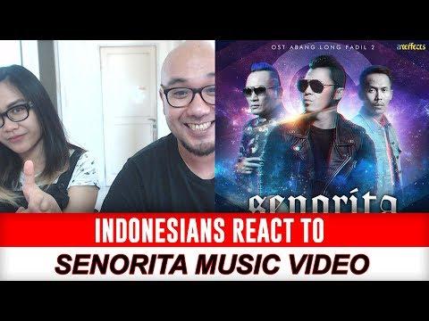 Indonesians React To Syamsul Yusof & Dato' AC Mizal Feat. Shuib - SENORITA