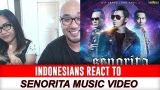 Download Video Indonesians React To Syamsul Yusof & Dato' AC Mizal Feat. Shuib - SENORITA MP3 3GP MP4