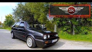 Старый ГОЛЬФ VW GOLF 2 GTI 16V за 12000€€€€€€€€€€€€€ ///// тачка на прокачку