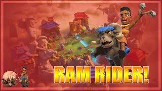 NEW CARD 'RAM RIDER' !! Clash Royale New Legendary Card -----------...