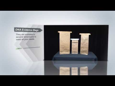 DNA Evidence Bags Full HD