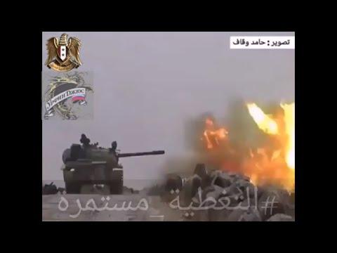 Сирия. Война в Сирии. Последняя зима террористов на Сирийской земле!