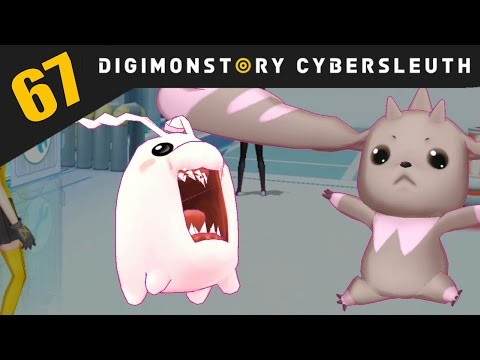 Digimon Story: Cyber Sleuth PS4 / PS Vita Let's Play Walkthrough Part 67 - Tokomon Located